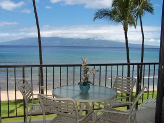 Gorgeous Oceanfront with Fabulous Views, Lahaina