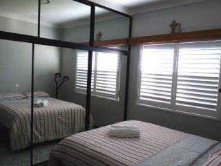 Bedroom 1- On the ground floor