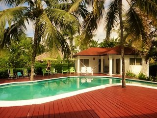 Lovely 5 BDR Villa, Samaná, Las Terrenas