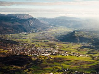 View of the Vipava valley