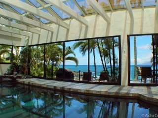 Maui Oceanfront Poolhouse - pool, spa, oceanfront, Lahaina