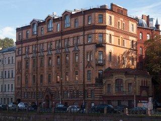 Charming St. Petersburg apartment