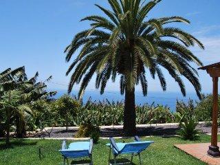 Casa Fernando, un lugar excepcional para el descanso total con vistas al mar.