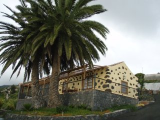 Casa Mágica, Tijarafe