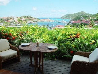 Villa Colony Club D4 - View Star St Barts Rental Villa Colony Club D4 - View Star, Anse des Cayes
