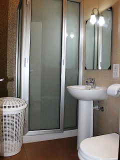 Brand New Main Bathroom With Shower.