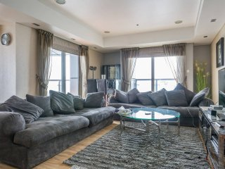 84th Flr|Breathtaking views|Spacious 2BR|Princess, Dubai