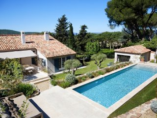 Villa Rene  holiday vacation large villa rental france, var, st. tropez, french