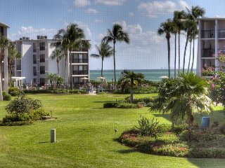 Sundial C208: Wonderfully Updated 1 Bedroom with Amazing Views of the Gulf!, Sanibel