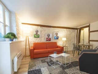 Nomade, 1BR/1BA, 4 people, Paris