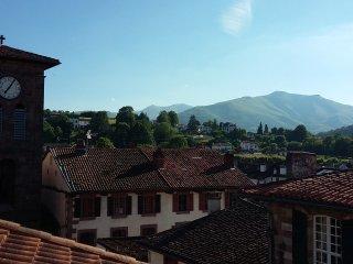 Gîte Vertes Montagnes de 15 places, Saint-Jean-Pied-de-Port
