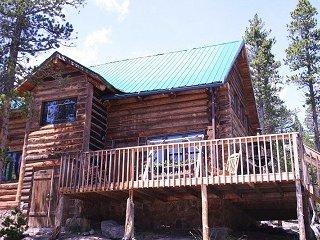 Moose Meadow Cabin, Estes Park