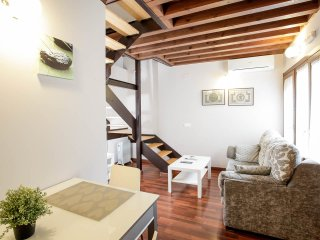 Duplex con dos dormitorios centrico restaurado