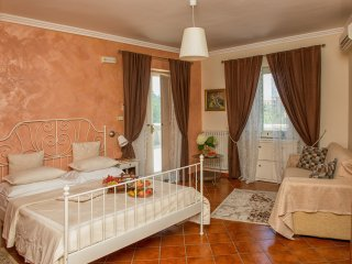 Room Concetta - in Villa Concetta B&B,  Sorrento centre, Sorrente