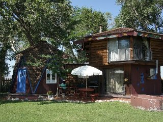 Snowflake Cabin