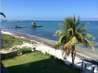 B&B HERMOSO y totalmente remodelado frente al Mar, Playa Mujeres