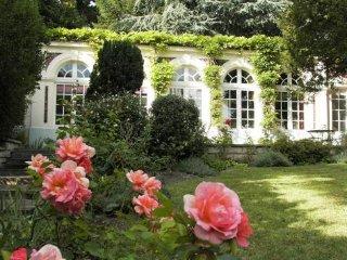 La suite Fuschia à l'Orangerie à Versailles