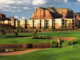 SEDONA **Studio for 4**{Golf/Hiking/Spa/HeatedPool} RIDGE ON SEDONA GOLF RESORT