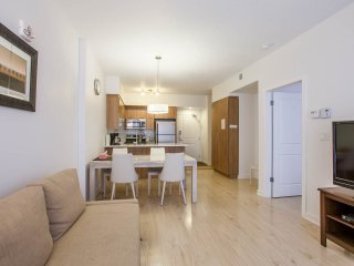Wonderful new condo Downtown Montreal with parking