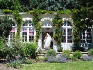 Suite Bordeaux à L'Orangerie Versailles