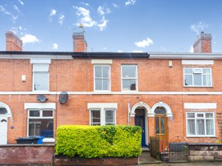 Harcourt Street, Derby