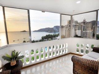 Apartamento en Santa Marta frente al Mar Rodadero
