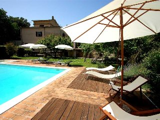 Detached villa with private pool near Todi/Spoleto, Portaria