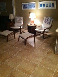 Poang chairs soooooo comfy