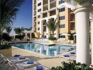 2 Bedroom Condo, Marriott Beach Place, Fort Lauderdale