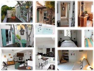 Villa de charme avec Jacuzzi superbe vue lac, Port Camargue