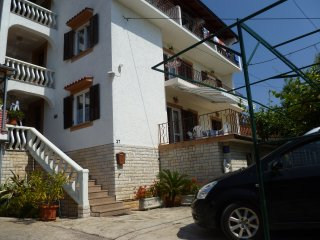 Apartment with sea view for 4-6 persons, Lovran