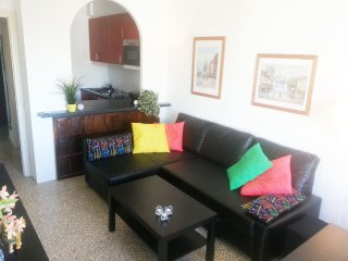 Apartment in the centre, 2 bedrooms, Nerja
