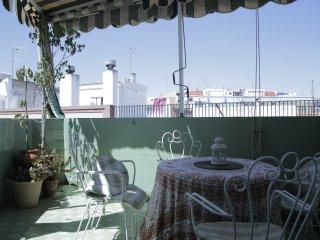 Atico en el corazón de Triana - Wifi-Puente Triana, Sevilla