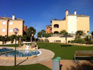 Alhambras Apartments, Banos y Mendigo