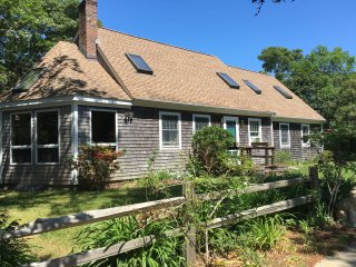 Enjoy All that Edgartown Offers - Cape Family Home