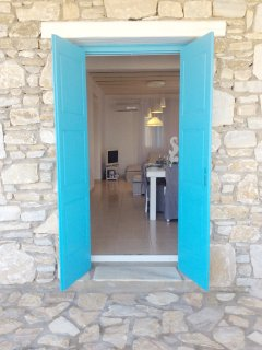 Blue Ocean Mykonos - Luxurious two bed villa with sea view