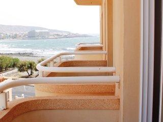 Médano, near the sea, between 2 beaches, balcony !, El Medano