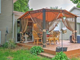 Serene 4BR LaPorte House w/Private Deck & Views