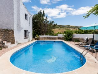 El Molino de Guaro - rural luxury villa with pool
