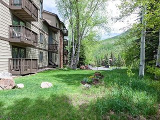 Private End Unit - Backyard Hiking Trails, Balconies & Free Transport to Vail