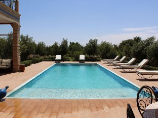 Magnifique villa dans le calme absolu a 10 Minutes  d'Essaouira