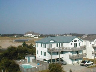 Oceanside, Ocean views, Spacious, Private Pool,, Corolla