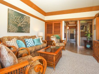 Free mid-size car with Kiahuna 312 Lovely one bedroom at Kiahuna Plantation, Poipu