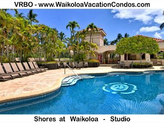 New -- Waikoloa Beach Studio | Pool-Tennis-BBQ | Walk to Beach/Shops/Hilton
