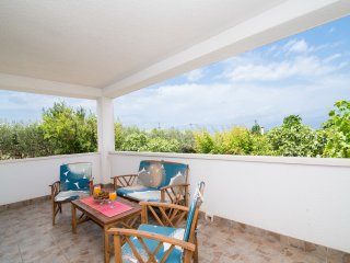 Apartments Cafe del Mar - Two-Bedroom Apartment with Garden Terrace