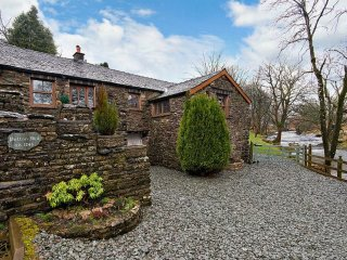 RIVER VIEW COTTAGE, Patton Mill, Near Kendal, Selside