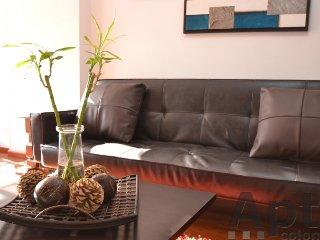 TESSA - Apartamento Ejecutivo de 2 Habitaciones con balcon - Molinos Norte, Bogotá