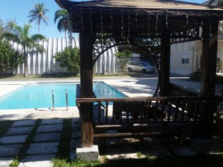 Green Town House in gated community(NASSAU)