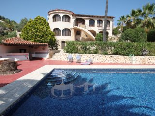 Paul - modern, well-equipped villa with private po, Benissa