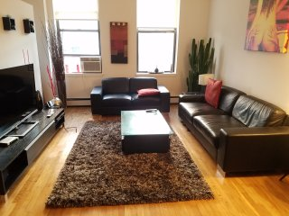 Spacious & Posh 1 Bedroom in Prime SOHO, Nueva York